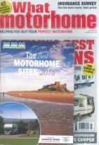 Which Motorhome magazine subscription
