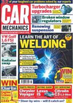 Car Mechanics magazine subscription