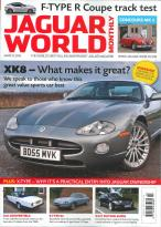 Jaguar World Monthly magazine subscription