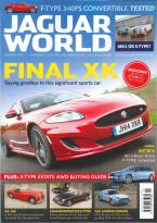 Jaguar World magazine subscription