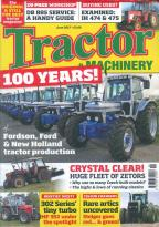 Tractor and Machinery magazine subscription