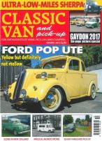 Classic Van &amp; Pickup magazine subscription