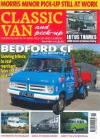 Classic Van & Pickup magazine subscription