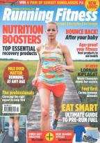 Running Fitness magazine subscription