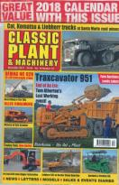 Classic Plant & Machinery magazine subscription