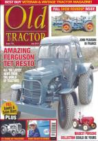 Old Tractor magazine subscription