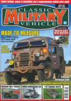 Classic Military Vehicle magazine subscription