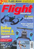 Quiet and Electric Flight International magazine subscription