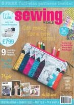 Sewing World magazine subscription