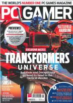 PC Gamer magazine subscription