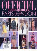 L'OFFICIEL 1000 MODELS - R2W P/LDN magazine subscription
