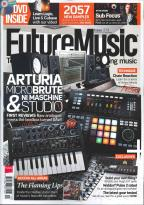 Future Music magazine subscription