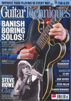 Guitar Techniques magazine subscription