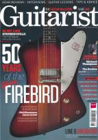 Guitarist magazine subscription