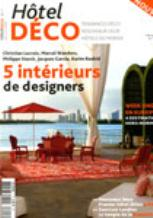 HOTEL DECO (FR) magazine subscription