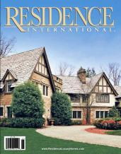 RESIDENCE INT magazine subscription