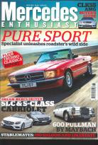 Mercedes Enthusiast magazine subscription