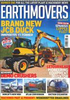 Earthmovers magazine subscription