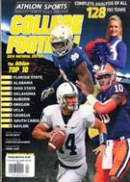 Athlon Sports College Football magazine subscription