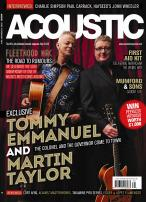 Acoustic magazine subscription