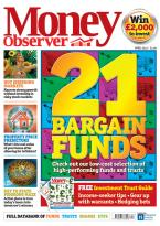 Money Observer magazine subscription