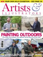 Artists & Illustrators magazine subscription