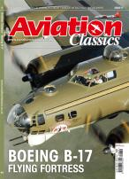 Aviation Classics - B-17 Flying Fortress at Unique Magazines