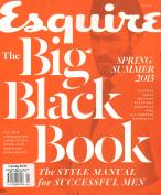 Esquire Big Black Book USA magazine subscription