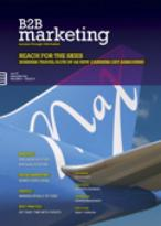 B2B Marketing magazine subscription