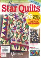 Super Star Quilts magazine subscription