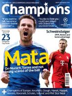 CHAMPIONS magazine subscription