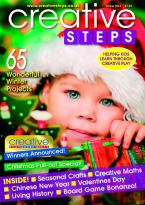 Creative Steps magazine subscription