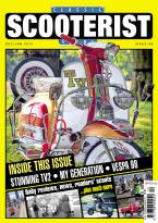 classic scooterist scene magazine subscription