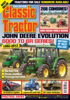 Classic Tractor magazine subscription