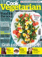 Cook Vegetarian magazine subscription