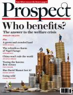 Prospect magazine subscription