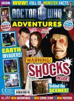 Doctor Who Adventures magazine subscription