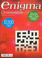 Enigma Crosswords magazine subscription