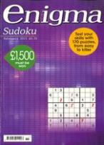 Enigma Sudoku magazine subscription