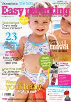 Easy Parenting magazine subscription