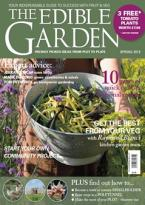 Edible Garden at Unique Magazines