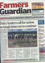 Farmers Guardian magazine subscription