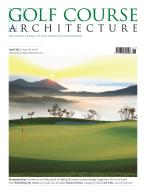 Golf Course Architecture magazine subscription