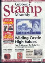 Gibbons Stamp Monthly magazine subscription