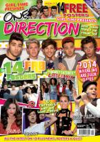 Girl Time Presents One Direction 8 at Unique Magazines
