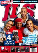 Girl Time Presents JLS 2 at Unique Magazines