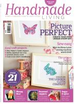 Handmade Living magazine subscription