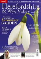 Herefordshire and Wye Valley Life magazine subscription