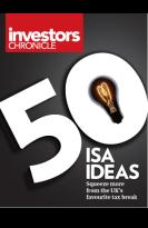 Investors Chronicle magazine subscription