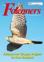The Falconers & Raptor Conservation magazine subscription